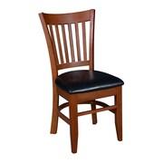 Regency Zoe Wood Cafe Chair (8057CHBK)