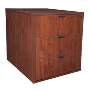 Regency Legacy Stand Up Back to Back Lateral File/ Desk- Cherry (LSLFSD3646CH)