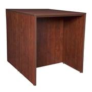 Regency Legacy Stand Up Back to Back Desk/ Desk- Cherry (LSSDSD3646CH)