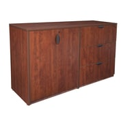 Regency Legacy Stand Up Side to Side Storage Cabinet/ Lateral File- Cherry (LSSCLF7223CH)