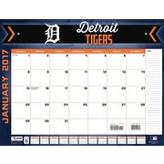 Turner Licensing Detroit Tigers 2017 22X17 Desk Calendar (17998061506)