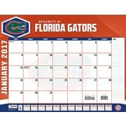 Turner Licensing Florida Gators 2017 22X17 Desk Calendar (17998061477)
