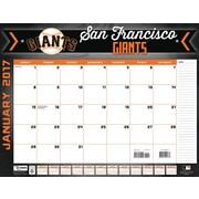 Turner Licensing San Francisco Giants 2017 22X17 Desk Calendar (17998061516)