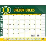 Turner Licensing Oregon Ducks 2017 22X17 Desk Calendar (17998061495)
