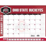 Turner Licensing Ohio State Buckeyes 2017 22X17 Desk Calendar (17998061494)