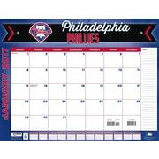 Turner Licensing Philadelphia Phillies 2017 22X17 Desk Calendar (17998061514)