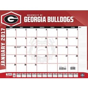 Turner Licensing Georgia Bulldogs 2017 22X17 Desk Calendar (17998061479)