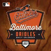 Turner Licensing Baltimore Orioles 2017 Box Calendar (17998051396)