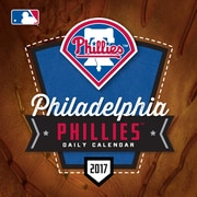 Turner Licensing Philadelphia Phillies 2017 Box Calendar (17998051412)