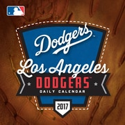 Turner Licensing Los Angeles Dodgers 2017 Box Calendar (17998051406)