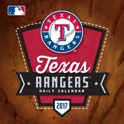 Turner Licensing Texas Rangers 2017 Box Calendar (17998051418)
