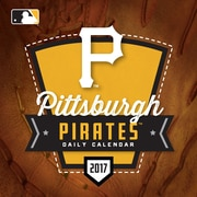 Turner Licensing Pittsburgh Pirates 2017 Box Calendar (17998051413)