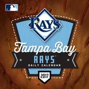 Turner Licensing Tampa Bay Rays 2017 Box Calendar (17998051417)