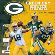 Turner Licensing Green Bay Packers 2017 Mini Wall Calendar (17998040563)