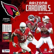 Turner Licensing Arizona Cardinals 2017 Mini Wall Calendar (17998040552)