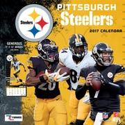 Turner Licensing Pittsburgh Steelers 2017 Mini Wall Calendar (17998040575)