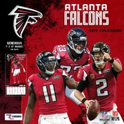 Turner Licensing Atlanta Falcons 2017 Mini Wall Calendar (17998040553)
