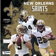 Turner Licensing New Orleans Saints 2017 Mini Wall Calendar (17998040570)