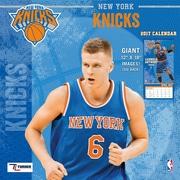 Turner Licensing New York Knicks 2017 12X12 Team Wall Calendar (17998011888)