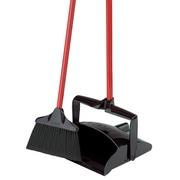 Libman Lobby Dust Pan & Broom (Open Lid), 2 Pack (919)