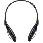 2BOOM HPBT500B Transporter Bluetooth Neckband Earphones with Microphone (Blue)