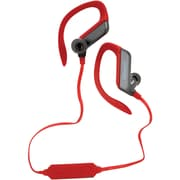 2BOOM EPBT440R Movement Bluetooth Sports Clip Earphones with Microphone (Red)
