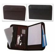 BND Bond Street, Fine Leather Tablet - iPad Case with Writing Organizer - Bordeaux( BOND643)