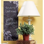Wallies Wallcoverings 1-sheet Peel & Stick Chalkboard Frilly (WLWC011)
