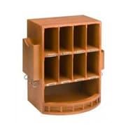 Gramata Wooden Mail Organizer - Natural Finish (RTL6C051)