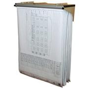Adir Adir Drop-Lift Wall Rack for Blueprints( ADIRCN003)