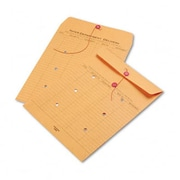 Universal Light Brown Kraft String & Button Interoffice Envelope 10 x 13 100/box (AZRUNV63568)