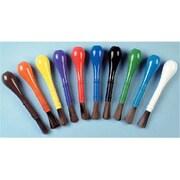 Armada Art 10 Pack Easy-Grip Paint Brushes( ARMD172)