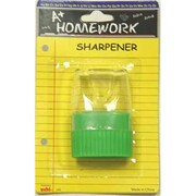 Bulk Buys Pencil Sharpener, Conical shaped Top, Case of 48 (DLRDY236451) by