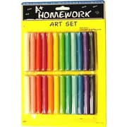 DDI Modeling Clay - 24 sticks asst. colors Case Of 48( DLRDY248471)