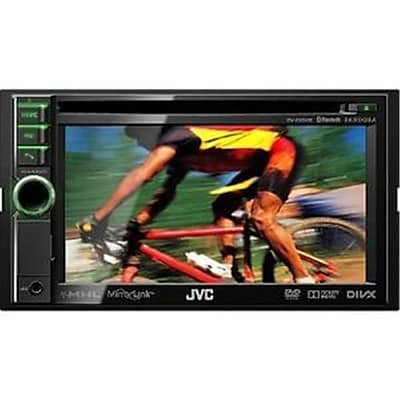 Jvc Kwnsx600 Car Stereo Mirror Link Bluetooth