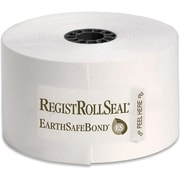 National Checking Register Paper Roll, 1 Ply - White (AZTY10271)
