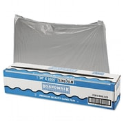 Boardwalk PVC Food Wrap Film Roll, Clear - 24 in. x 2000 ft. (AZTY02370)