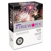 Boise Fireworx Colored Paper- 20lb- 8-1/2 x 11- Popper-mint Green- 500 Sheets/Ream (AZBOISMP2201-GN)