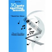 Alfred 30 Notespelling Lessons- Level 1 - Music Book( ALFRD41340)