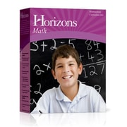Alpha Omega Publications Horizons Math 8 Box Set( APOP1321)