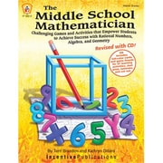 INCENTIVE PUBLICATION THE MIDDLE SCHOOL MATHEMATICIAN REVED( LEARN0064)