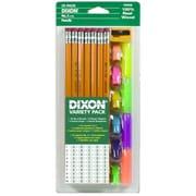 Dixon Ticonderoga Dixon Economy Writing Pencil Variety Pack, Yellow (DGC105252)