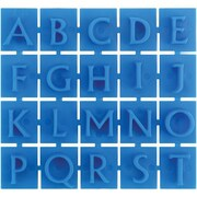 Milestones Stone Stamps Traditional Style Letters( NMG8679)