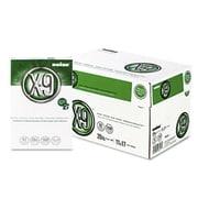 Boise X-9 Copy Paper- 92 Brightness- 20lb- 11 x 17- White- 2500 Sheets/Carton( AZBOISOX-9007)