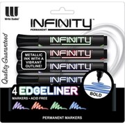 Mattel Sales Corp Board Dudes Infinity Marker Fine - Assorted (DGC105681)