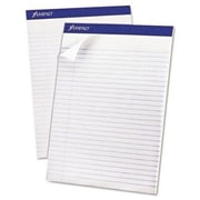 Tops Products 8.5 x 11.75 in. Recycled Writing Pads - White (AZTY15699)
