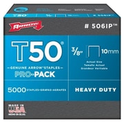 Arrow Fastener Co. .38in. T50 Staples( JNSN24582)