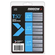 Arrow Fastener 50MP 1875 Count Multi T50 Staple( TRVAL4566)