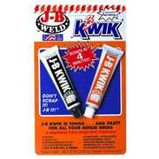 J-b Weld Company 1oz. Kwik - Pack of 6 (JNSN36737)