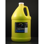 Rock Paint- Handy Art Little Masters Yellow 128Oz Washable Paint (EDRE35977)